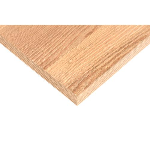 Tablero aglomerado con 4 cantos pino de 39,7x80x1,6 cm (anchoxaltoxgrosor)