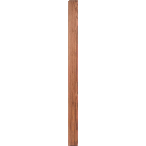 Traviesa de madera rústica 70 x 300/500 cm