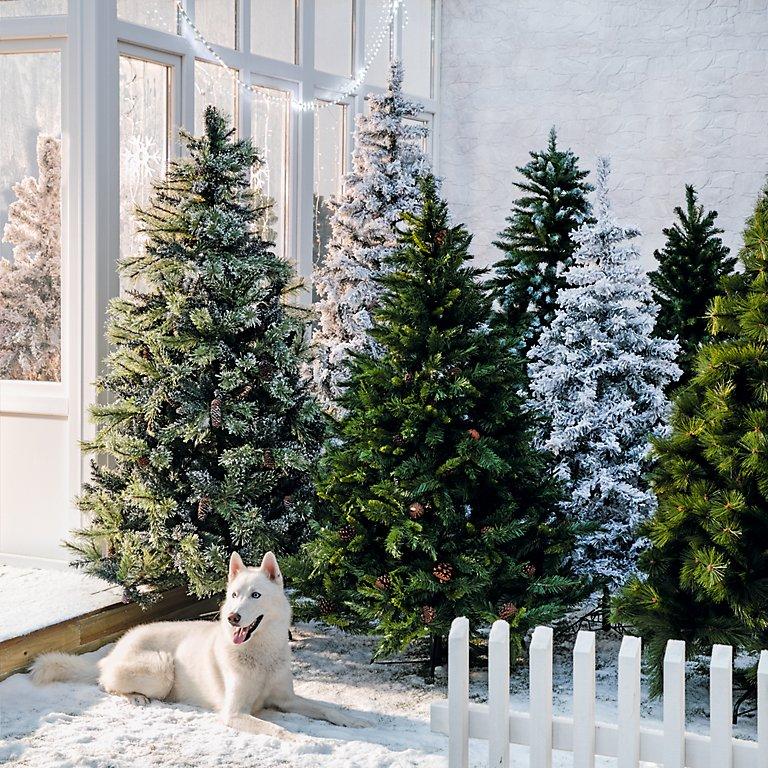 árboles De Navidad Leroy Merlin