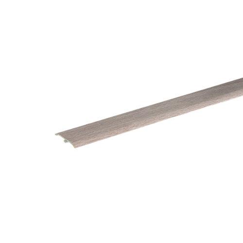 Perfil aluminio artens 166 cm gris mod009