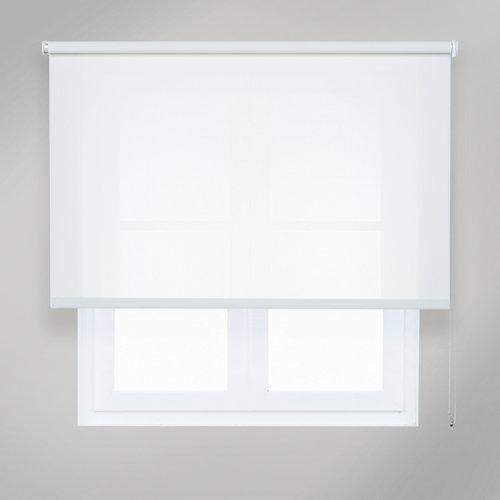 Estor enrollable screen blanco de 154x190cm