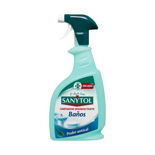 Limpiador baños sanytol 750 ml