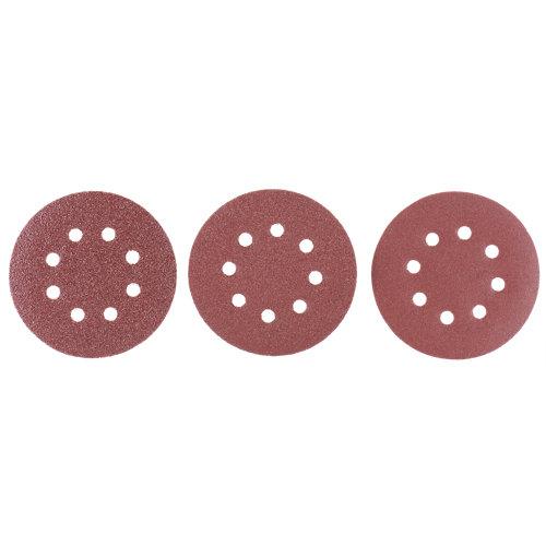 Pack 10 discos abrasivos