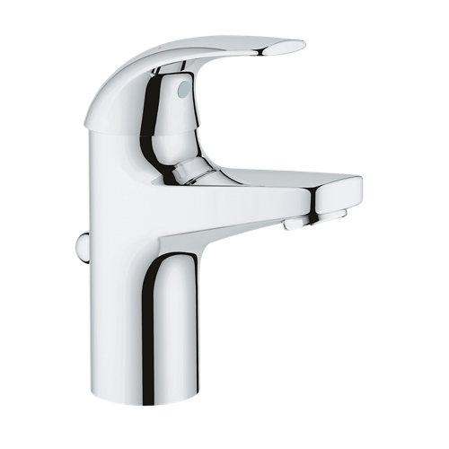 Grifo lavabo monomando grohe start curve cromo
