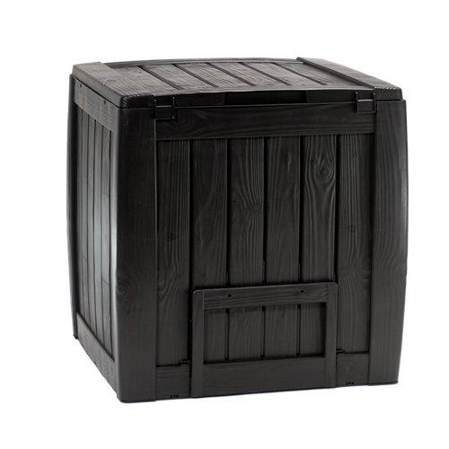 Compostador para exterior polipropileno 320 litros