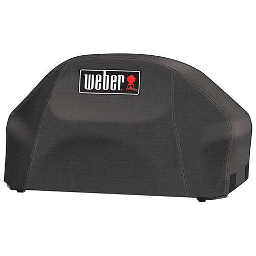 Funda de nylon weber para barbacoa premium pulse 2000