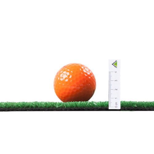 Rollo de césped artificial grass 1x5 m y 6 mm de altura de fibras