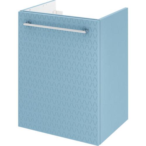 Mueble de baño remix azul 45 x 35 cm