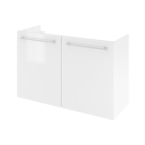 Mueble de baño remix blanco 90 x 35 cm