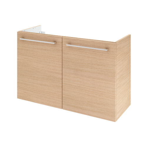 Mueble de baño remix roble 90 x 35 cm