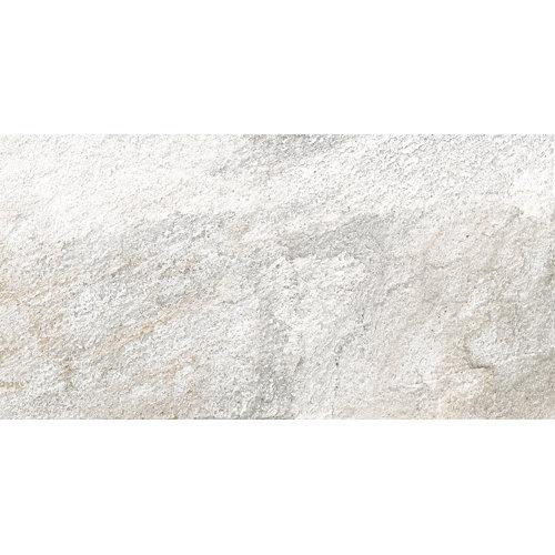 Pavimento cerámico roca polar de 33x66.5 cm en color gris c1
