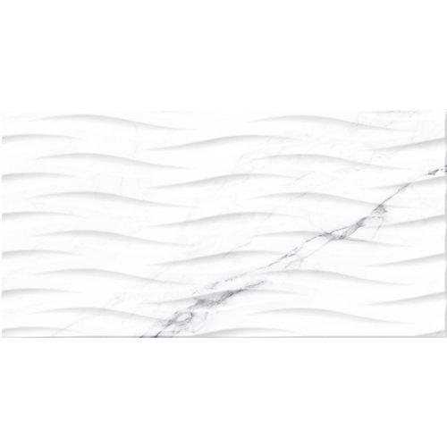 Revestimiento verona 32x62,5 decorado blanco artens