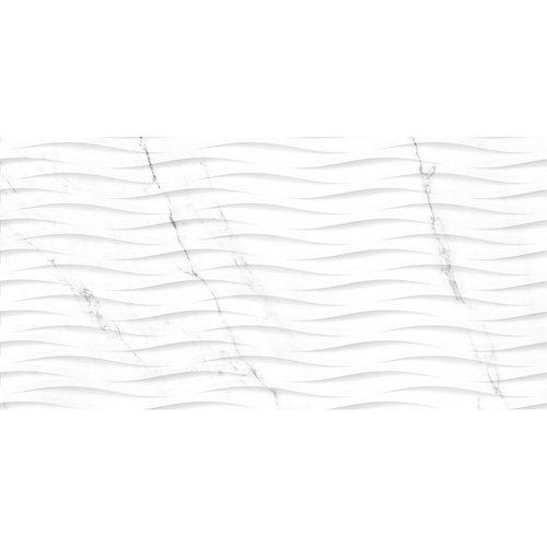 Revestimiento verona 45x90 decorado blanco artens