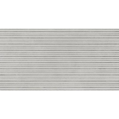 Revestimiento new spazio 31,6x60,8 gris relieve artens