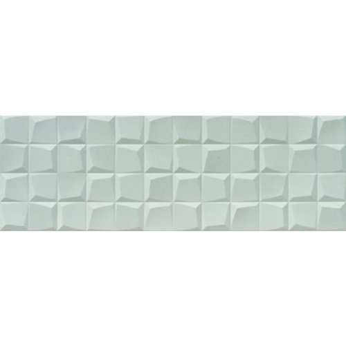 Revestimiento manchester 30x90 relieve blanco