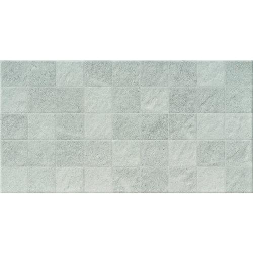 Revestimiento mystone 31,6x60 relieve perla