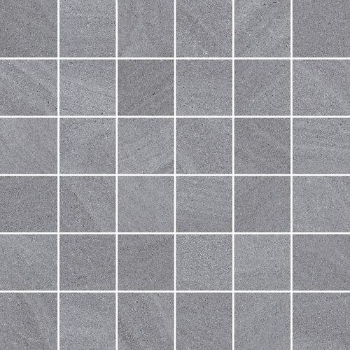 Mosaico austral 30x30 gris c1
