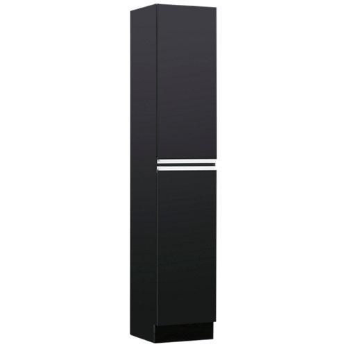 Columna new discovery negro 35x180x36.6cm