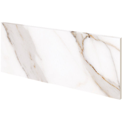 Zanquin derecho blanco 40 cm de largo