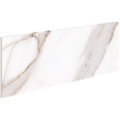 Zanquin izquierdo blanco 40 cm de largo