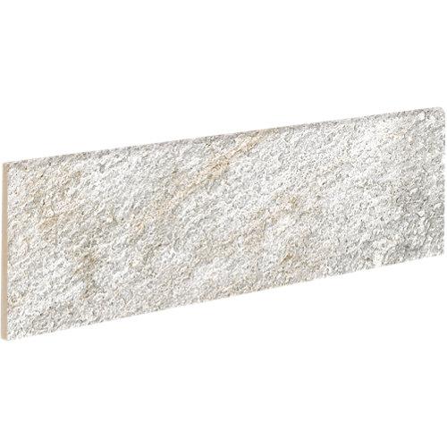 Rodapié recto 9x33 roca polar