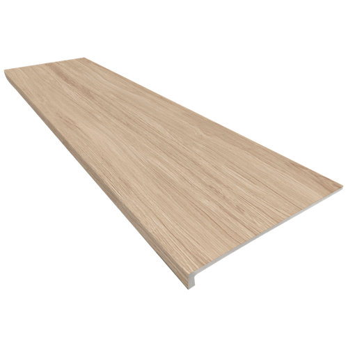 Peldaño madera 33x120 miel artens
