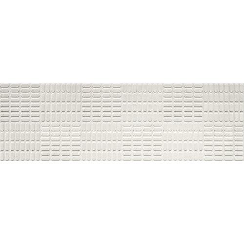 Revestimiento grid 100x31,5 blanco