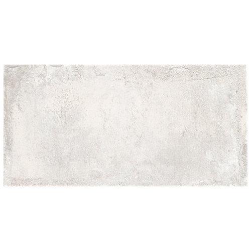 Suelo cerámico porcelánico cazorla 60x30 blanco-relieve c2