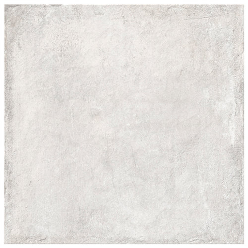 Suelo cerámico porcelánico cazorla 45x45 blanco-relieve c2