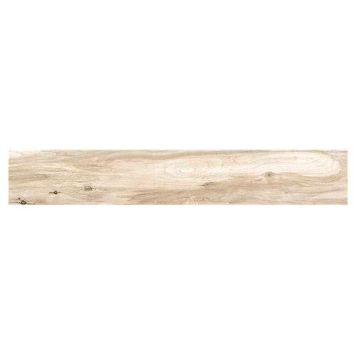 Suelo cerámico porcelánico sherwood 120x19,5 haya-relieve c1
