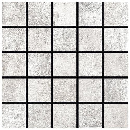 Mosaico molar 30x30 blanco-natural c2