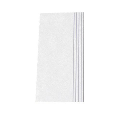 Peldaño simple everest 31,6x63,7 white artens