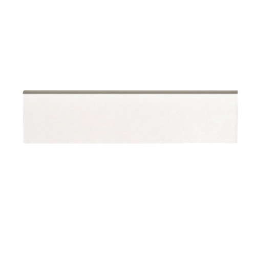 Rodapie everest 7,4x31,6 white artens