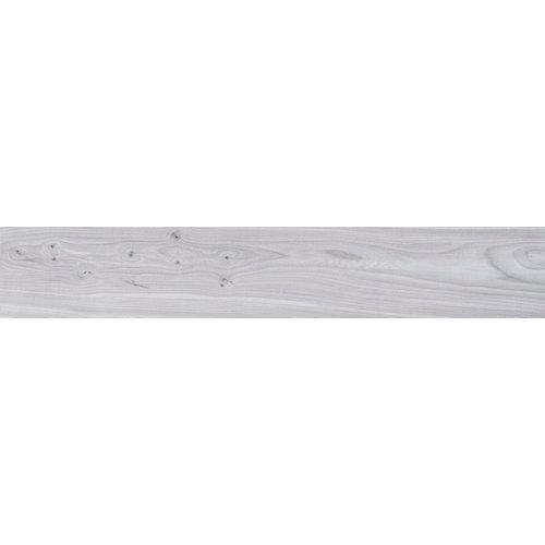 Baldosa de 20x120 cm en color gris / plata