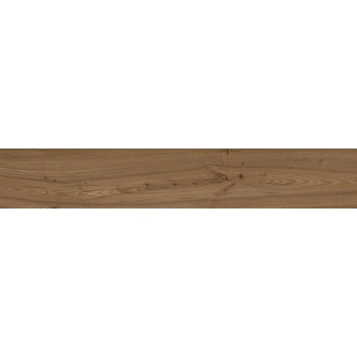 Baldosa de 20x120 cm en color marrón