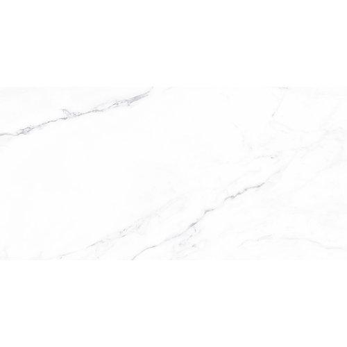 Suelo cerámico porcelánico-revestimiento verona 45x90 blanco c1 artens