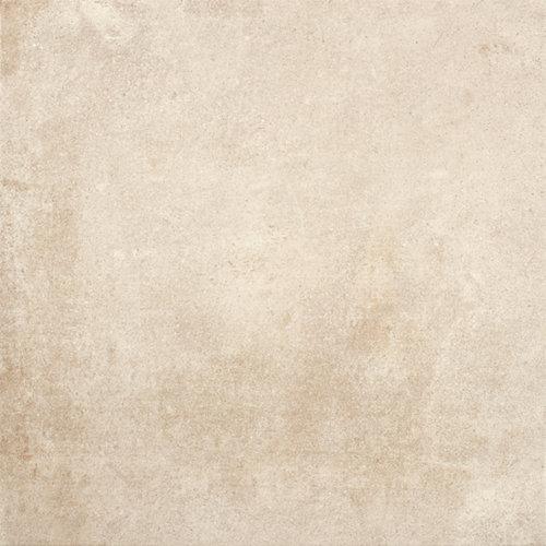Pavimento porcelánico lienz de 75x75 cm en color marfil