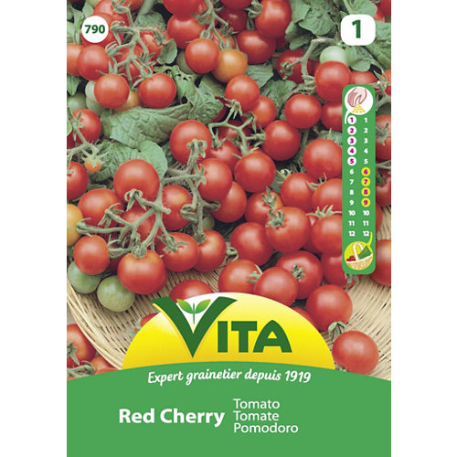 Semillas de tomate cereza