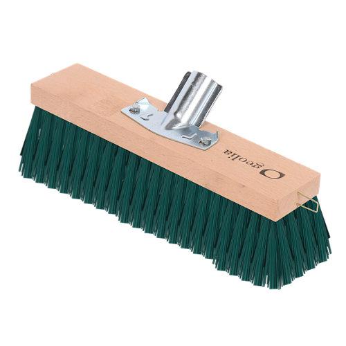 Cepillo barrendero geolia 32cm sin mango - cepillo plástico