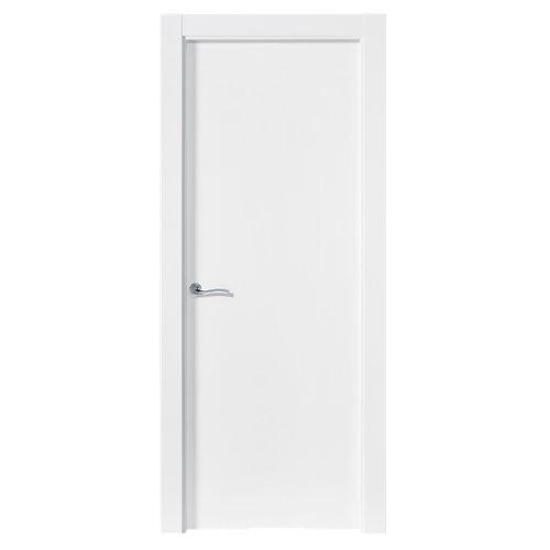 puerta bari premium blanco de apertura izquierda de 62.5 cm