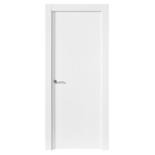 puerta bari premium blanco de apertura izquierda de 72.5 cm