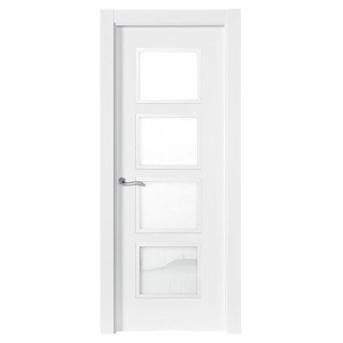 puerta lucerna premium blanco de apertura derecha de 72.5 cm