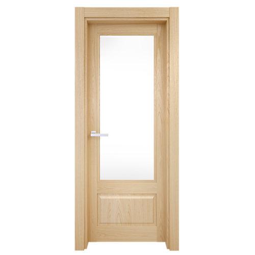 puerta sofía roble de apertura izquierda de 82.5 cm