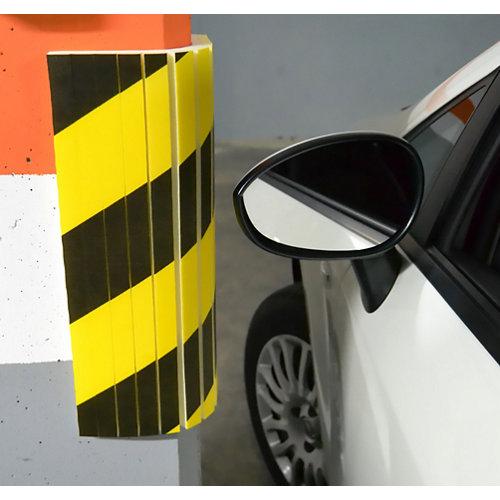 Protector para garaje de polietileno de 39x22 cm