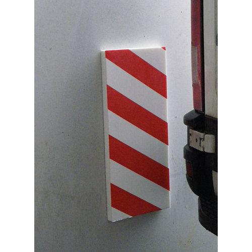 Protector para garaje de polietileno de 20x33 cm