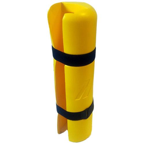 Protector para garaje de polietileno de 50x14 cm