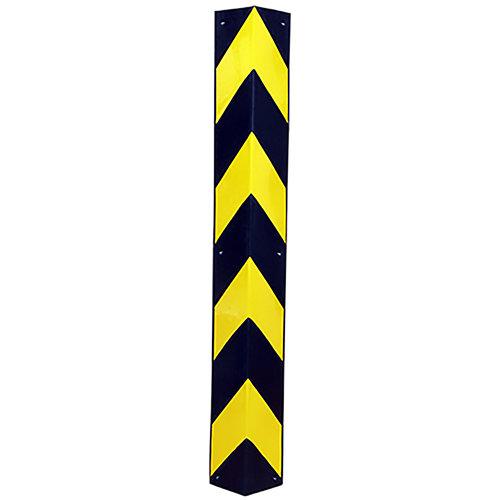 Protector para garaje de polietileno de 80x15 cm