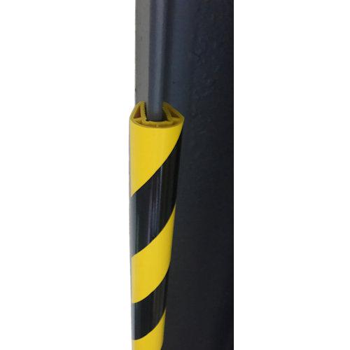 Protector para garaje de polietileno 3x3,5x50 cm