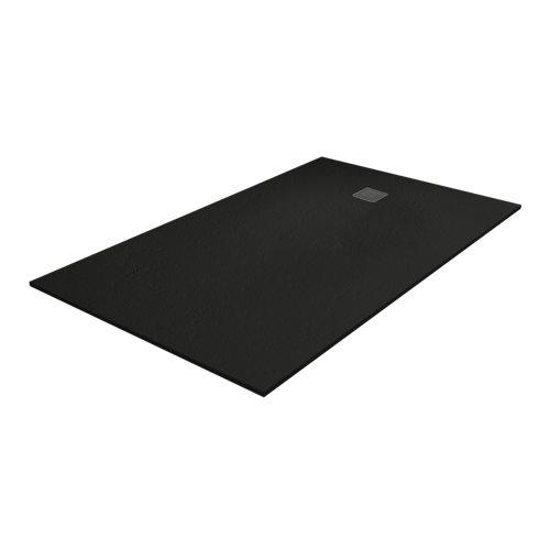 Plato ducha rectangular legacy 100x80 cm blanco