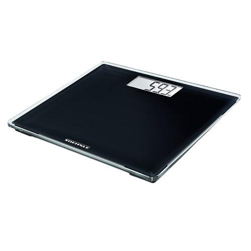 Báscula Baño Digital Compact 100 Soehnle Negro
